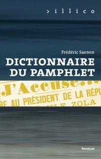Dictionnaire du pamphlet