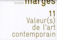 Valeur S de l Art Contemporain Exposition Economie Usage