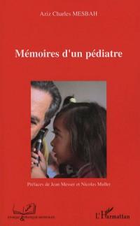 Mémoires d'un pédiatre