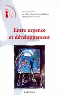 Entre urgence et développement : Pratiques humanitaires en question