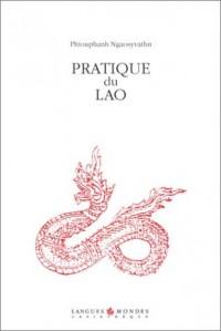 Pratique du Lao (1 livre + 2 CD)