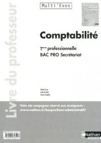 Comptabilite Term Bac Pro Secrétariat (Multi'Exos) Professeur 2011