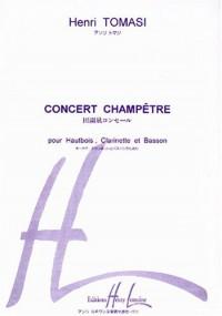 Concert champêtre
