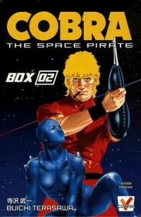 Cobra The Space Pirate : Box 2, Volumes 6 à 10