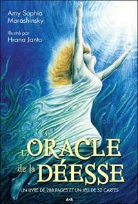 L'Oracle de la déesse - Coffret de 52 cartes avec guide d'accompagnement