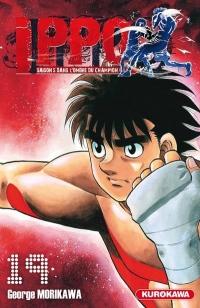 Ippo - saison 5, Dans l'ombre du champion - tome 19 (19)