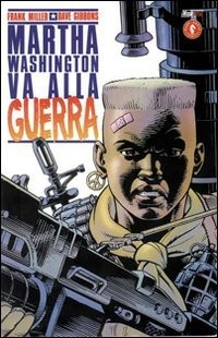 Martha Washington Va alla Guerra