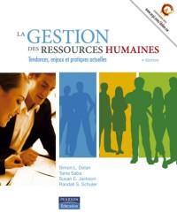 La gestion des ressources humaines 4ème Ed