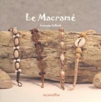 Le Macramé : Idées de décoration et d'accessoires de modes
