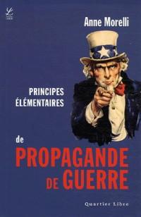 Principes Elementaires de Propagande de Guerre