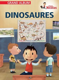 Dinosaures - Grand album Le Petit Nicolas