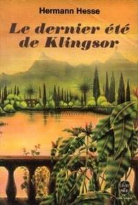 LE DERNIER ETE DE KLINGSOR