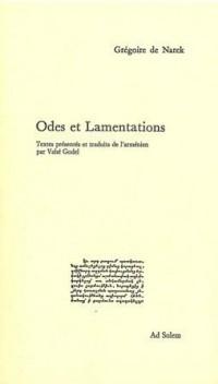 Odes et lamentations