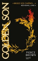 Red Rising, Tome 2 : Golden son [Poche]