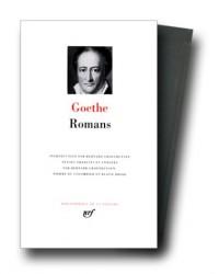 Goethe : Romans