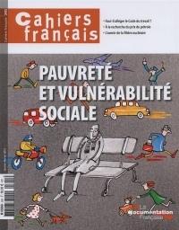 Pauvreté et vulnérabilité sociale (Cahiers français n°390)