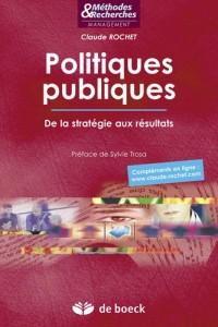 Politiques publiques, de la stratégie aux résultats