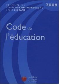 Code de l'éducation (ancienne édition)
