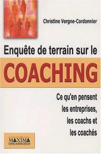Enquête de terrain sur le coaching