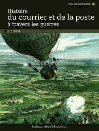 Histoire du courrier et de la poste à travers les guerres