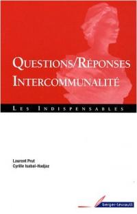 Question réponse sur l'intercommunalité