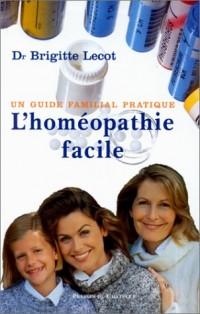 L'homéopathie facile