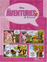 Les aventures de Porcinet - la BD du Film