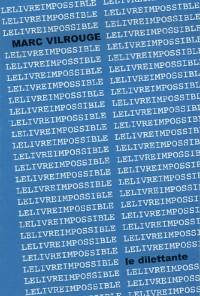 Le livre impossible