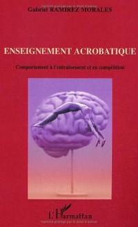 Enseignement acrobatique : comportement à l'entrainement et en compétition