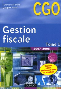 Gestion Fiscale 2007-2008  T1