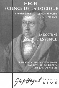 La doctrine de l'essence
