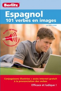 Espagnol 101 Verbes en Images
