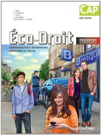 Economie - Droit CAP