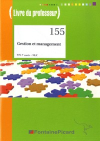 Gestion et Management, BTS 2ème année MUC : Livre du professeur