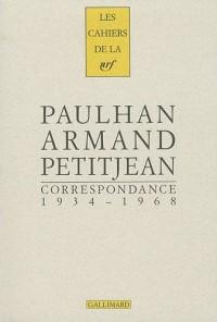 Correspondance: (1934-1968)