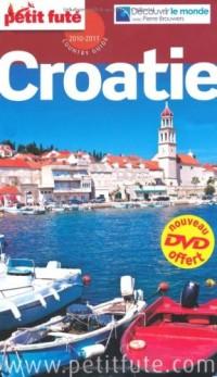 Le Petit Futé Croatie (1DVD)