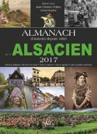 Almanach de l'alsacien 2017