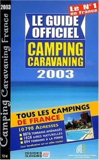 Le Guide officiel du Camping-Caravaning