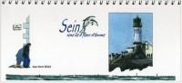 Sein, une île à fleur d'écume
