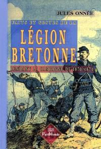 Legion Bretonne Durant la Campagne de ..