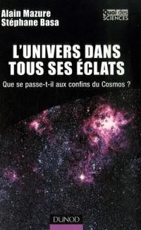 L'univers dans tous ses états
