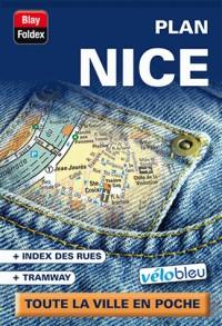 Nice (06) - Plan de Ville de Poche 2013  1/10 625
