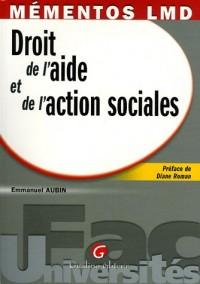 Droit de l'aide et de l'action sociale