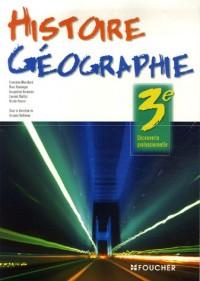 Histoire Géographie 3e Découverte professionnelle