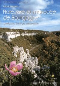 La flore rare et menacée de Bourgogne - distribution, écologie, conservation.