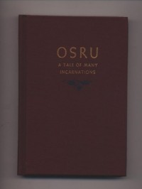 Osru: A tale of many incarnations : the history of a soul (The reincarnation library)