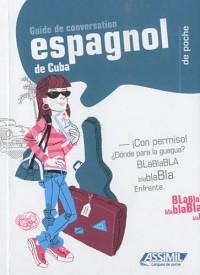 L'Espagnol de Cuba de poche