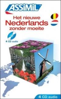 Het nieuwe Nederlands zonder Moeite ; Enregistrements CD Audio (x4)