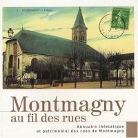 Montmagny au fil des rues