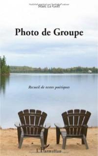 Photo de groupe recueil de textes poétiques